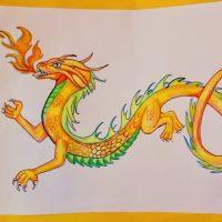 Dragons, Fairies, and Fantasy Art Camp