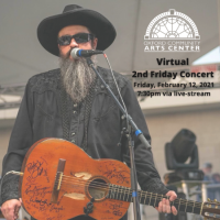 Virtual Second Friday Concert: The Jim Burns Band