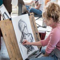 Teen Academy: Fundamentals of Painting (Saturdays)