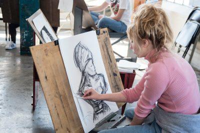 Teen Academy: Fundamentals of Painting (Saturdays)...
