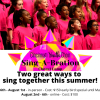 Sing-A-Bration Choral Camp