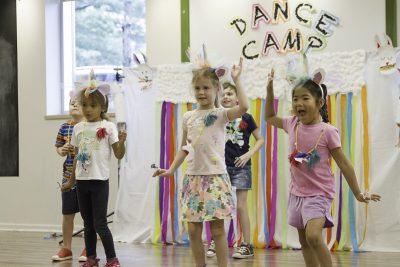 Full Day Summer Dance & Creativity Camps