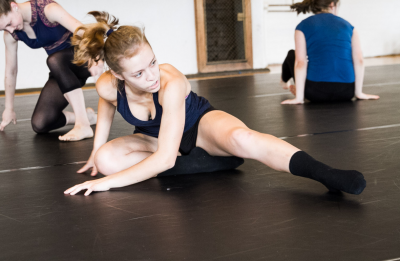 Tween/Teen Dance Camp
