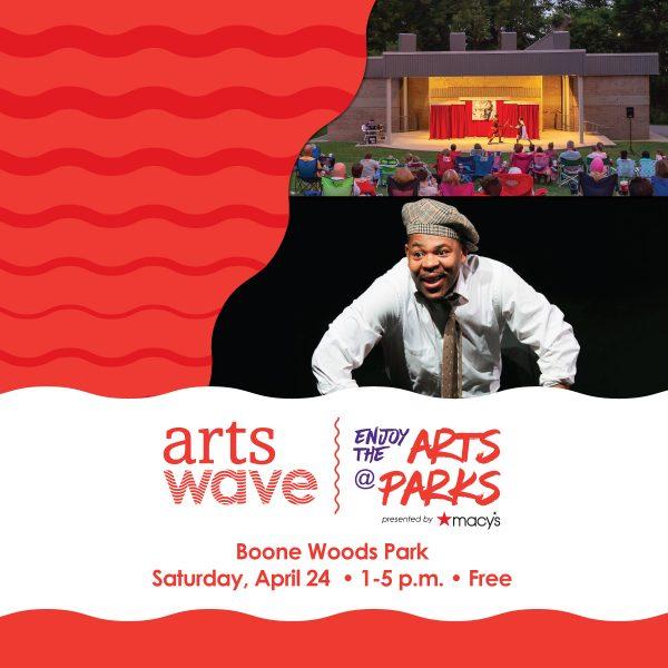 Enjoy the Arts @ Boone Woods Park