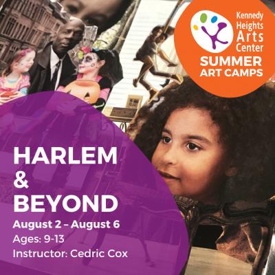 Harlem & Beyond - Summer Art Camp