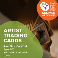 Artist Trading Cards - Summer Art Camp