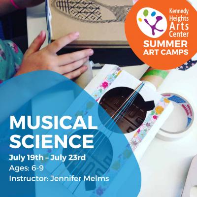Musical Science - Summer Art Camp