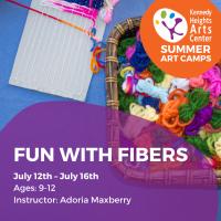Fun with Fibers - Summer Art Camp