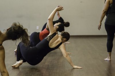Summer Modern Dance Teen Intensive and Pre-College