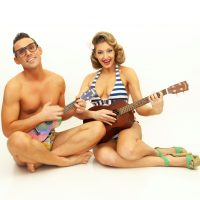 The Skivvies: Live and Literally In-Person!