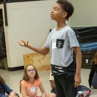 Introduction to Spoken-Word Poetry | Kids and Teen Workshop