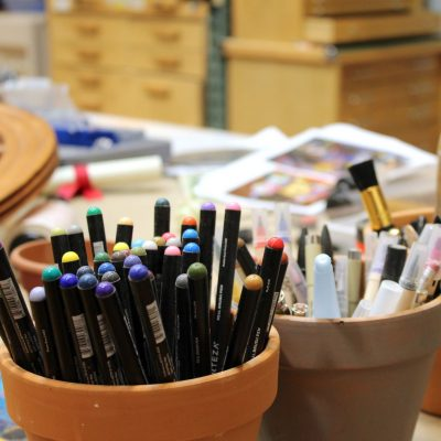 The Joy of Scene Painting | Kids and Teen Workshop