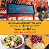 Jazzed About Healthy Cooking, Sponsored by Mercy Health