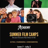 Screenwriting Summer Camp