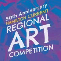 50th Anniversary Hamilton Current Art Competition Opening Night