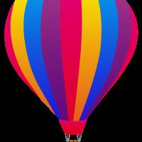 BCM Tot Tuesdays!: Hot Air Balloons