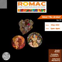 ROMAC presents: Fire HERstory - Meet The Artist Talk