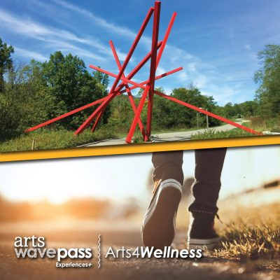 Step Up to Sculpture at Pyramid Park