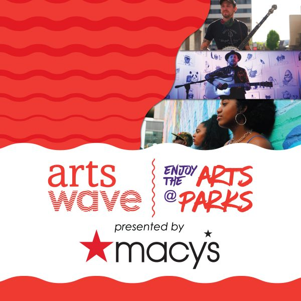 Enjoy the Arts @ Woodland Mound, presented by Macy...