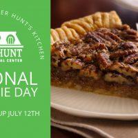Pecan Pie Bake Sale! National Pecan Pie Day