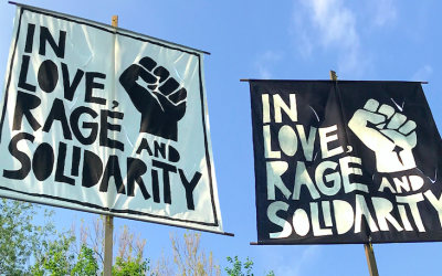 In Love, Rage and Solidarity: Activists Round Table