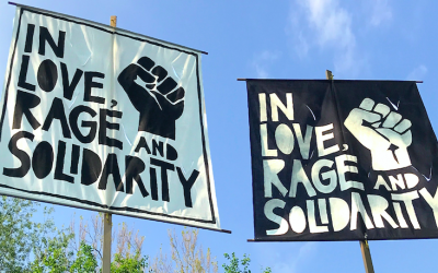 In Love, Rage and Solidarity: Artists Round Table