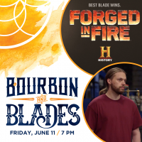 Bourbon and Blades