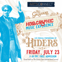 Doc Galahan's Holographic Musical Experience - Featuring The Hiders