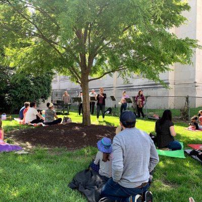 Outdoor Musical Adventure: Summer Safari