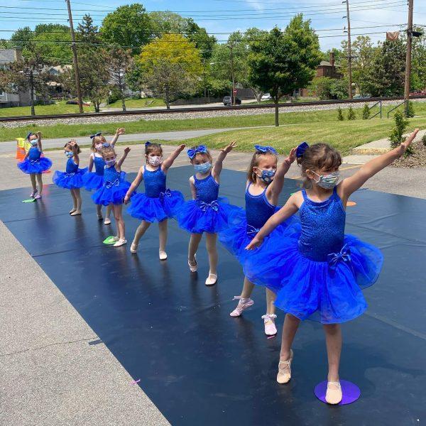 Preschool-1st Grade Ballet/Creative Movement