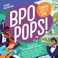 Fitton on the Hill: Butler County Philharmonic Orchestra presents: POPS!