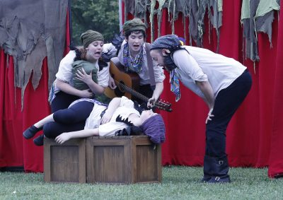 FREE Shakespeare in the Park @ Limestone Park in M...
