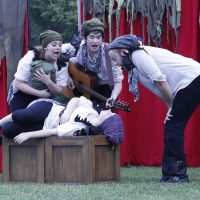 FREE Shakespeare in the Park @ Linden Grove Cemetery