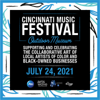 Cincinnati Music Festival Outdoor Museum