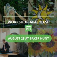 Workshop-Apalooza!