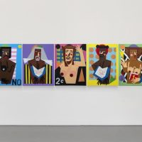 Nina Chanel Abney: VIRTUAL Artist Talk