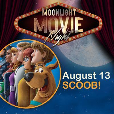 Moonlight Movie Night - Scoob!