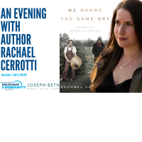 An Evening with Author Rachael Cerrotti