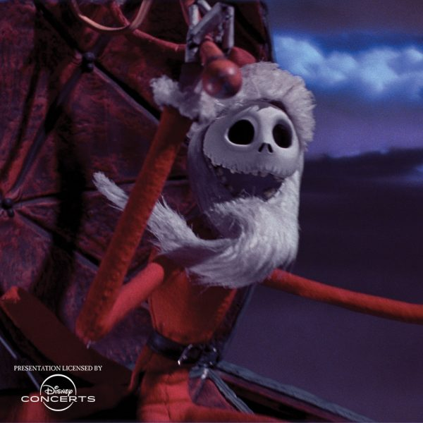 The Nightmare Before Christmas - Film with Live Or...