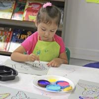 Fall Fancies - A Preschool Music & Art Experience
