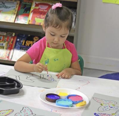 Fall Fancies - A Preschool Music & Art Experie...