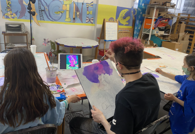 Private Studio Art Lessons All Ages