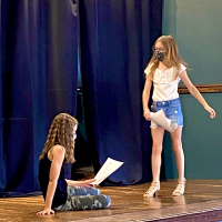 Fall Acting Class One with Theresa Ray / Ages 10-13