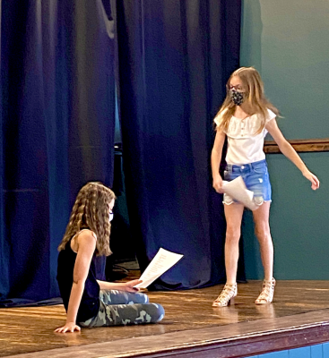 Fall Acting Class One with Theresa Ray / Ages 10-1...