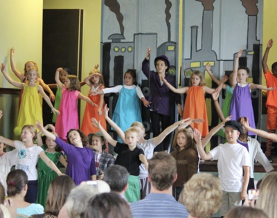 Fall Acting Class Two with Theresa Ray / Ages 6 - ...