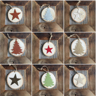 Monthly Makes with Moe: Leather Ornament and Gift