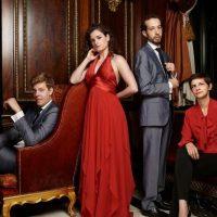 Ariel Quartet: Opening Concert