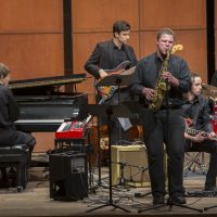 CCM Jazz Orchestra: Groove Shop