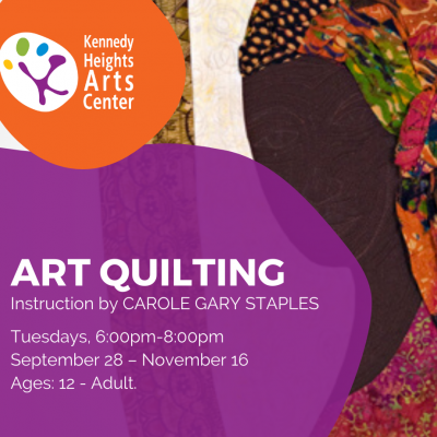 Art Quilting with Carole Gary Staples