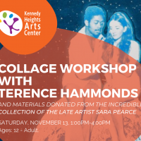 Workshop: COLLAGE with TERENCE HAMMONDS